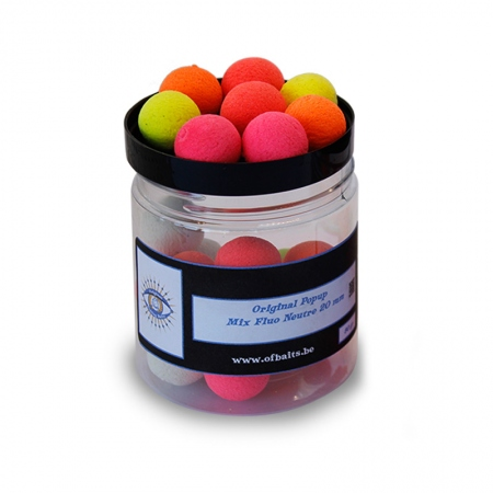 Original Pop-Ups Fluo Neutre 20 mm