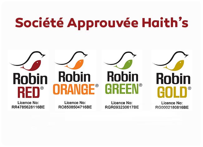 Licence Robin